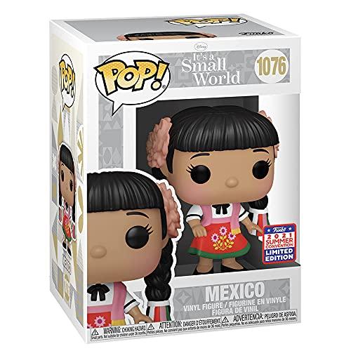 Funko Disney - Small World Mexico Pop! SD21 RS