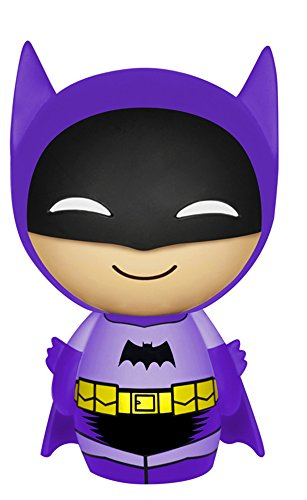 Funko Dorbz: Batman 75th Colorways Action Figure, Purple