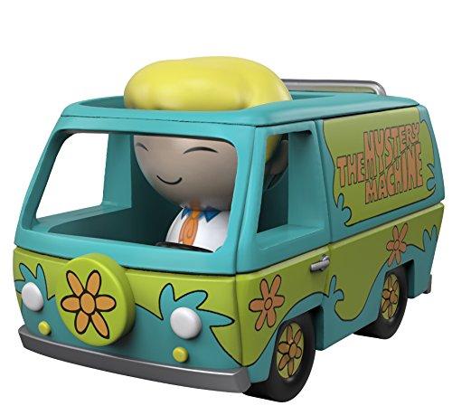 Funko Dorbz Ridez: Scooby Doo - Mystery Machine Action Figure