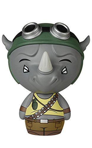 Funko Dorbz: Teenage Mutant Ninja Turtles - Rocksteady Action Figure