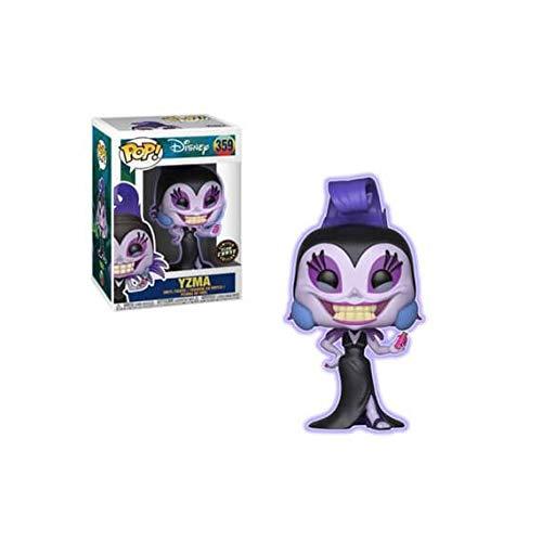 Funko - Figurine Disney Kuzko - Yzma Chase Pop 10cm - 3700936115089