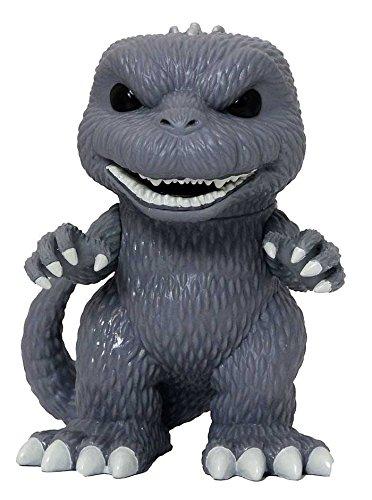 Funko - Figurine Godzilla - Godzilla Ghost Black and White NYCC 2015 Pop 15cm - 0849803069513