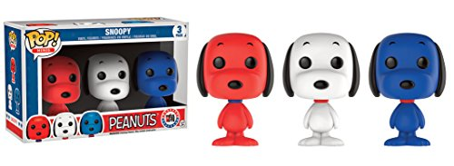 Funko - Figurine Snoopy Peanuts - Snoopy Rock The Vote Exclu Pop 10cm - 0889698114318 by Funko