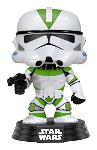 Funko - Figurine Star Wars - 442nd Clone Trooper Galactic Convention 2017 Pop 10cm - 0889698134255