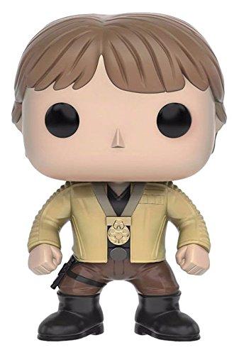 Funko - Figurine Star Wars - Luke Skywalker Ceremony Exclu Pop 10cm - 0849803087173