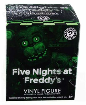 Funko Five Nights at Freddy's One Mystery Figure Action Figure
