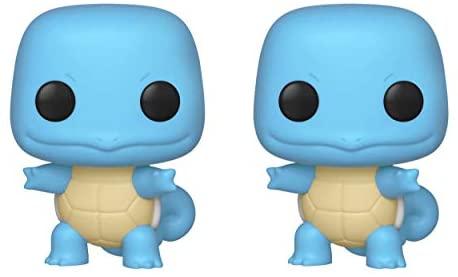 Funko Games: Pop! Pokemon Collectors Set 2 Squirtles
