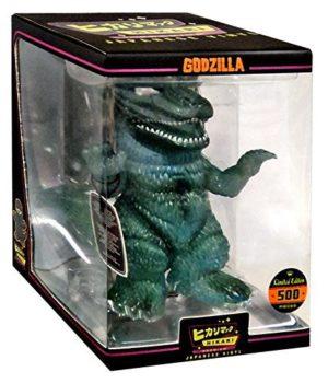 Funko HIKARI Godzilla Classic Clear Godzilla Sofubi Japanese Vinyl Figure
