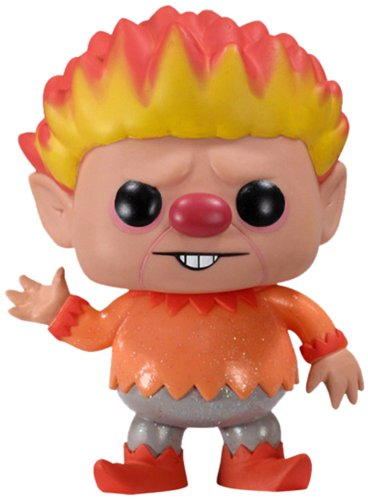 Funko Heat Miser POP