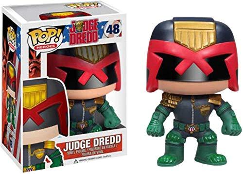 Funko Judge Dredd Pop Vinyl Figure