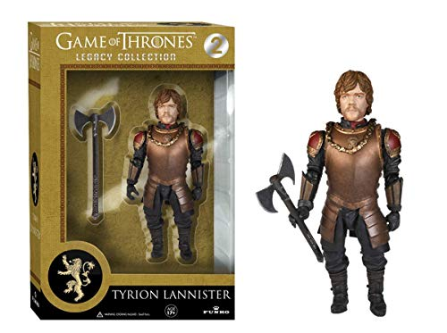 Funko Legacy Action: GOT - Tyrion Lannister Action Figure toy [ parallel import goods ]