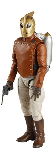Funko Legacy: Rocketeer Action Figure,Multi-colored