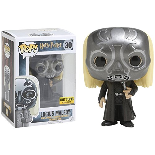 Funko Lucius Malfoy (Hot Topic Exclusive POP! Fantastic Beasts & Where to Find Them Vinyl Figure