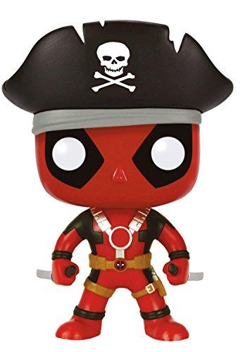 Funko Marvel Pirate Deadpool Pop Vinyl Exclusive No. 113