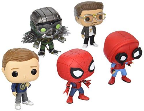 Funko Marvel Pop Spider - Man Collectors Set