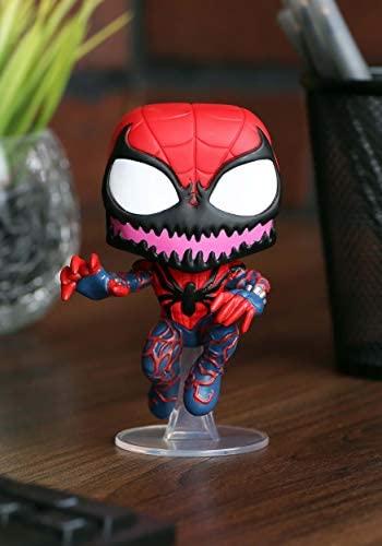 Funko Marvel Spiderman Spider-Carnage Pop Vinyl Figure (AAA Anime Exclusive)