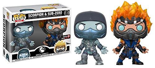 Funko Mortal Kombat - Scorpion & Subzero 2 Pack - Only at GameStop