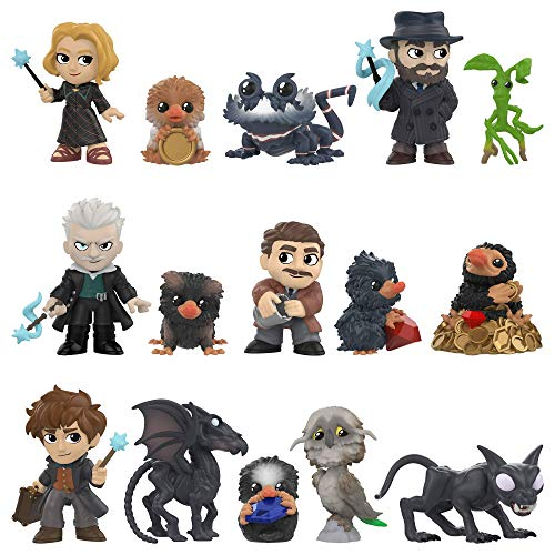 Funko Mystery Mini: Fantastic Beasts 2 Crimes of Grindelwald - One Mystery Collectible Figure, Multicolor