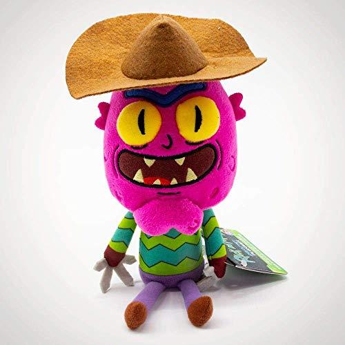Funko Mystery Mini: Rick and Morty (one Figure) Collectible Figure, Multicolor