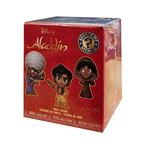 Funko Mystery Minis: Aladdin (one Mystery Figure)