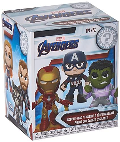 Funko Mystery Minis: Avengers Endgame (One Mystery Figure), Multicolor