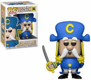 Funko POP! AD Icon: Quaker Oats - Captain Crunch with Sword