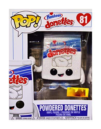 Funko POP! Ad Icons #81 - Powdered Donettes [Diamond Glitter] Exclusive