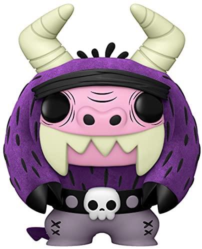 Funko POP! Animation #943 - Eduardo [Flocked] Exclusive