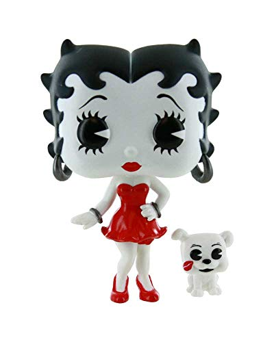 Funko POP! Animation Betty Boop Chase Variant Figure - E.E. Exclusive