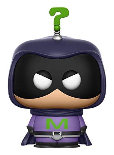 Funko POP Animation: South Park-Mysterion Action Figure