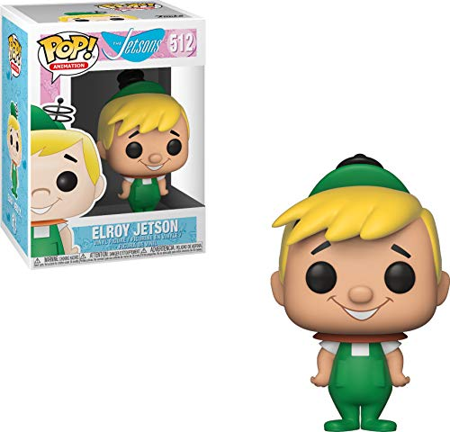 Funko POP! Animation: The Jetsons - Elroy, Multicolor