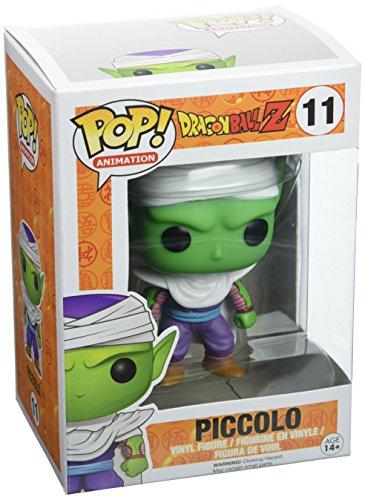 Funko POP! Anime: Dragonball Z Piccolo Action Figure, Green,purple