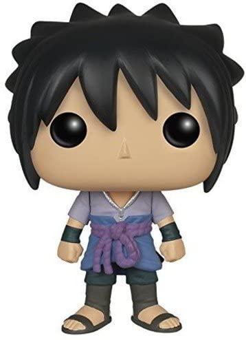 Funko POP Anime: Naruto Sasuke Action Figure
