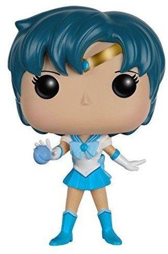 Funko POP Anime: Sailor Moon - Sailor Mercury Action Figure