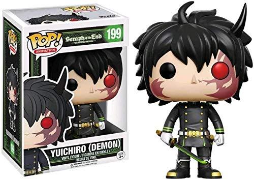 Funko POP Anime: Seraph of the End Yuichiro (Demon) Exclusive #199