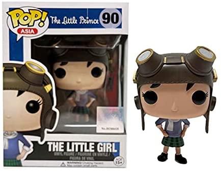 Funko POP Asia! The Little Prince # 90 The Little Girl Vinyl Figure PopLife Exclusive