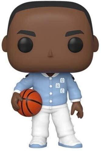 Funko POP Basketball: UNC - Michael Jordan (Warm Ups) Multicolor, 3.75 inches