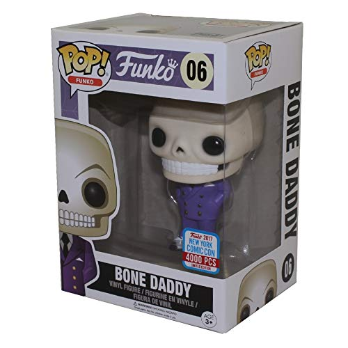 Funko POP! Bone Daddy #06 Fall Convention Exclusive Limited Edition 4000 Pieces