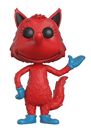 Funko POP Books: Dr. Seuss Fox in Socks Toy Figure