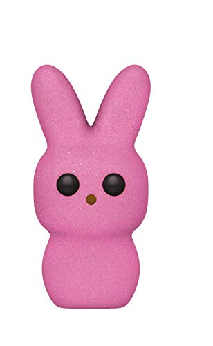 Funko POP! Candy: Peeps - Pink Bunny, Multicolor, One Size