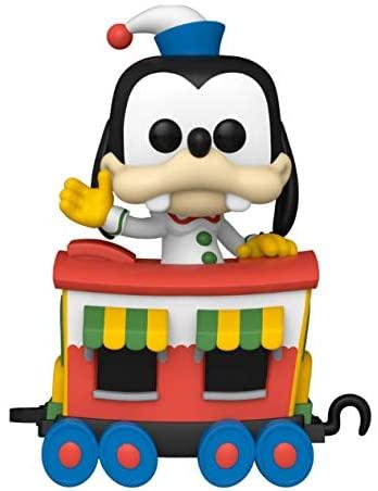 Funko POP! Disney 65th: Goofy Casey Jr. Circus Train (Funko Shop Exclusive)