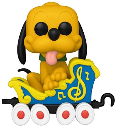 Funko POP! Disney 65th: Pluto Casey Jr. Circus Train (Funko Shop Exclusive)