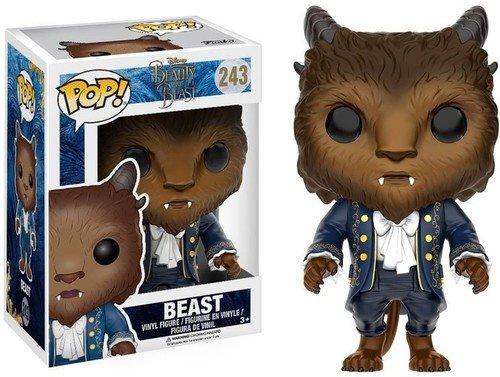 Funko POP Disney: Beauty & The Beast - The Beast Toy Figure