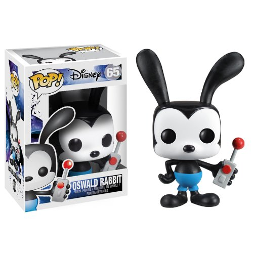 Funko POP Disney: Epic Mickey Oswald Figure