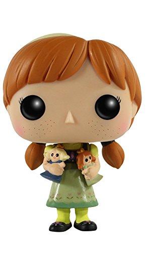 Funko POP Disney: Frozen - Young Anna Action Figure