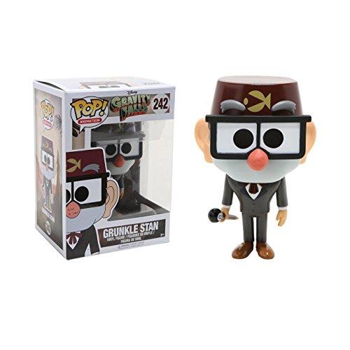 Funko POP Disney Gravity Falls Grunkle Stan Action Figure