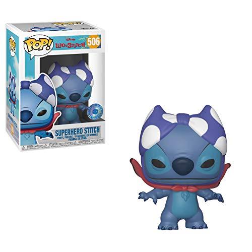 Funko POP Disney: Lilo & Stitch - Superhero Stitch Vinyl Figure