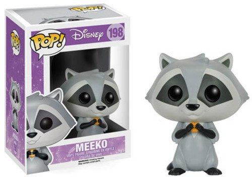 Funko POP Disney: Pocahontas - Meeko Action Figure,Multi-colored