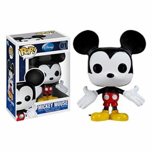 Funko POP Disney Series 1 - Mickey Mouse-