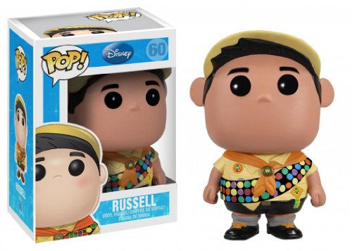 Funko POP Disney Series 5: Russell Vinyl Figure